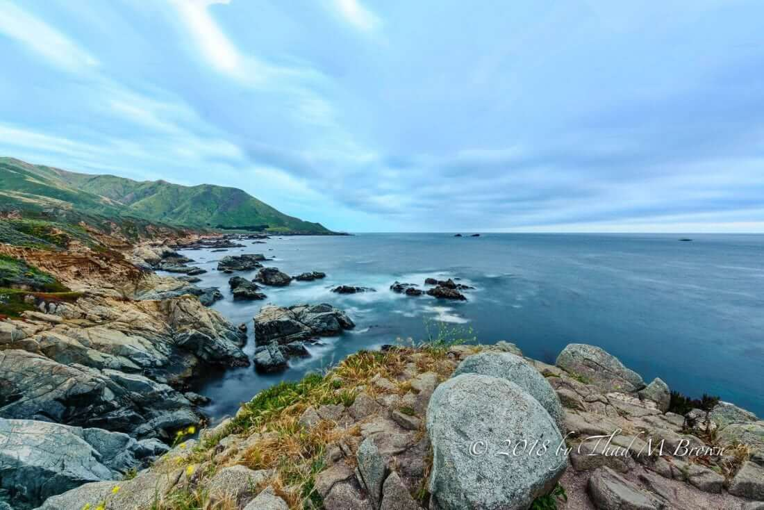 NatureViews Gallery Big Sur - Fine Art Photography | Thad M Brown